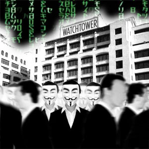 anonymous attacks watchtower