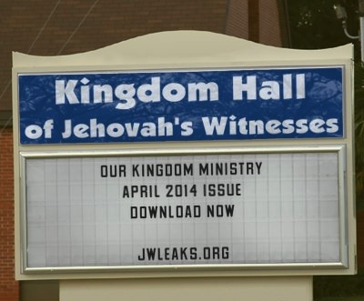Our Kingdom Ministry April 2014