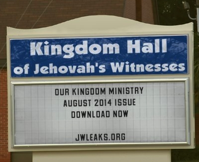 Our Kingdom Ministry August 2014