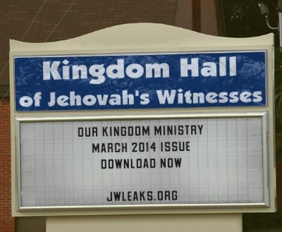 Our Kingdom Ministry March 2014