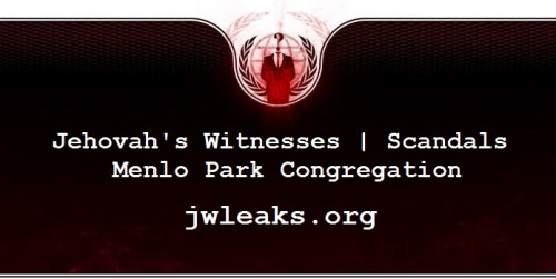 menlo park congregation of jehovah's witnesses