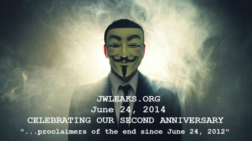 jwleaks two year anniversary