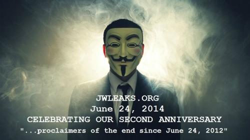 jwleaks two year anniversary