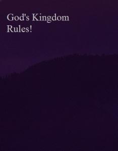 God's Kingdom Rules PDF