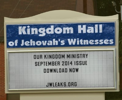 Our Kingdom Ministry September 2014
