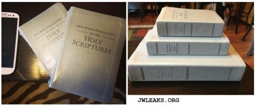 pocket version revised new world translation