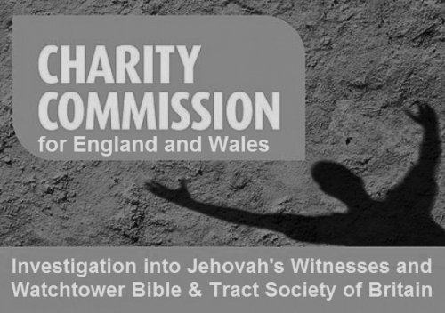 Charity Commission investigates Watchtower