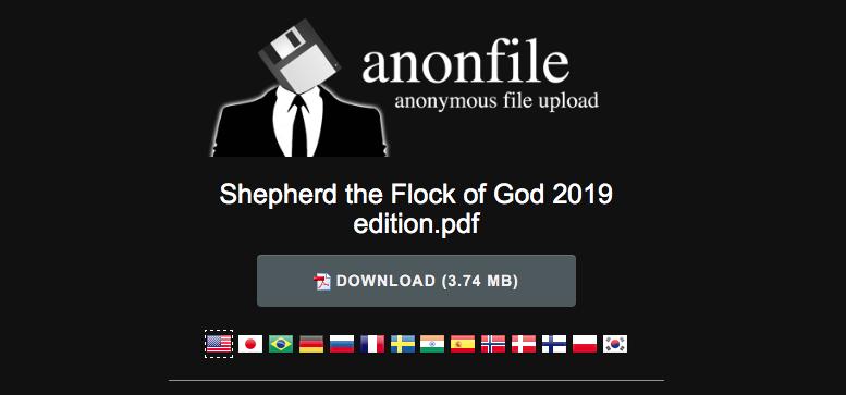 Shepherd The Flock Of God Pdf